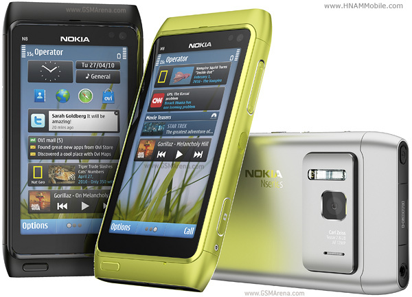 NOKIA N8 16Gb products