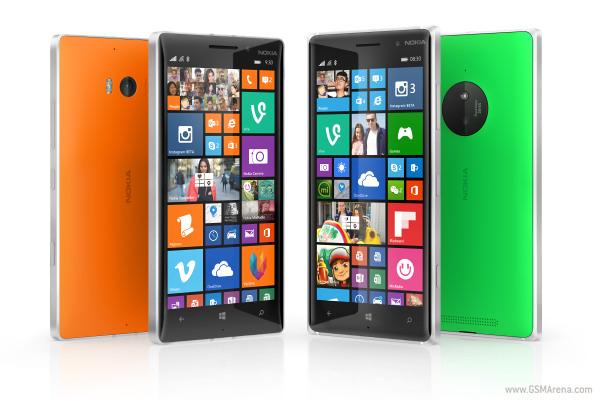 Nokia Lumia 830 16Gb hình 1