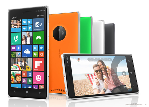 Nokia Lumia 830 16Gb hình 0