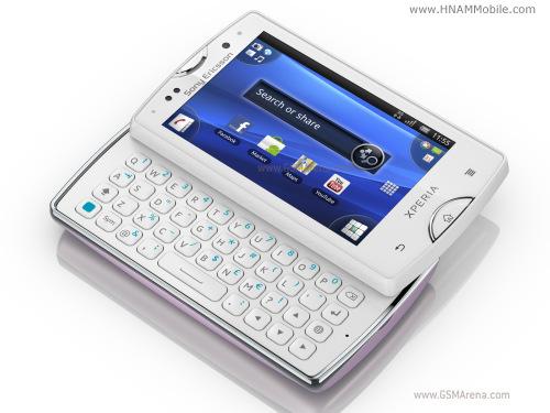 Sony Ericsson Xperia mini pro (SK17i) (cty) - Hình 2