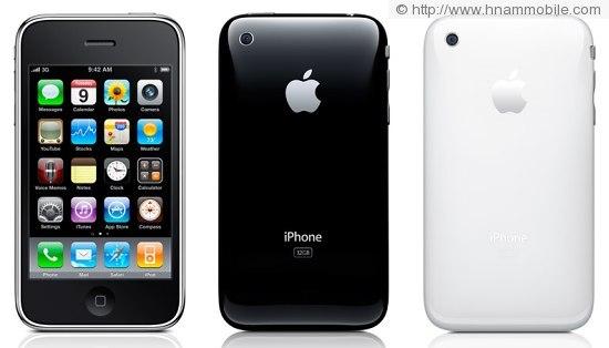 iPhone 3GS 16Gb White Global - Hình 2