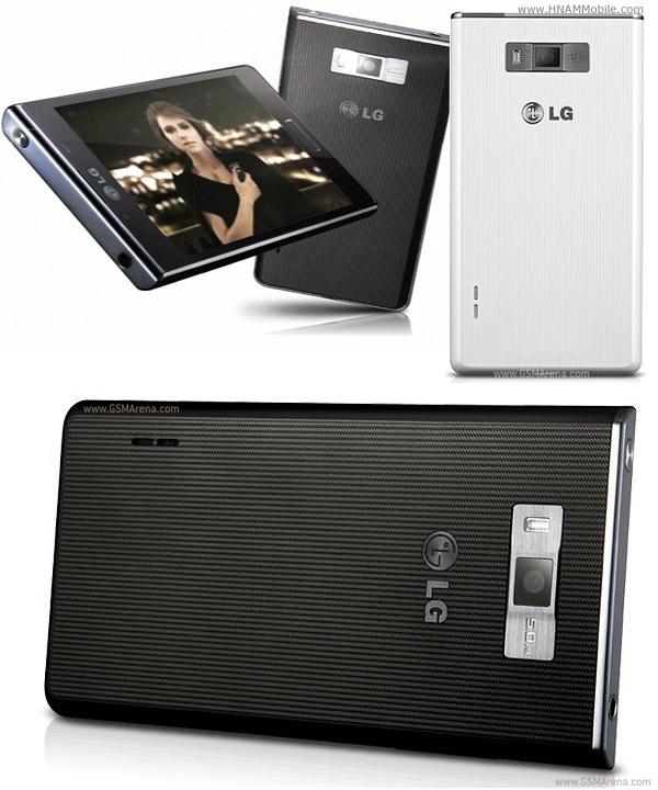 LG Optimus L7 P705 cũ 99,9% hình 1