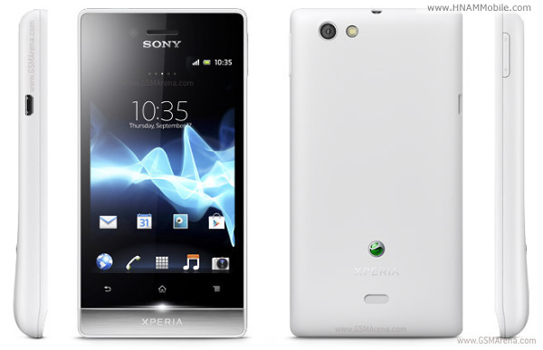 SONY Xperia Miro (ST23i) (cty) products