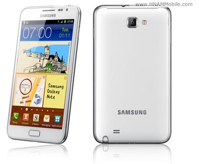 SAMSUNG N7000 Galaxy Note 16Gb (cty) hình 1