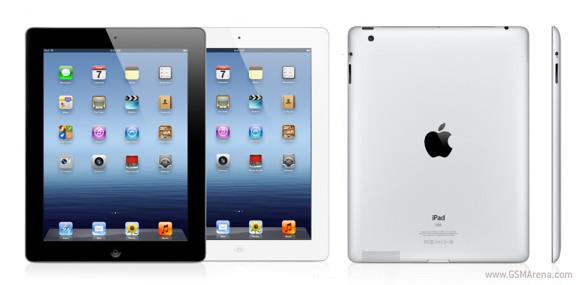 APPLE New iPad 4 Wi-Fi 16Gb hình 0