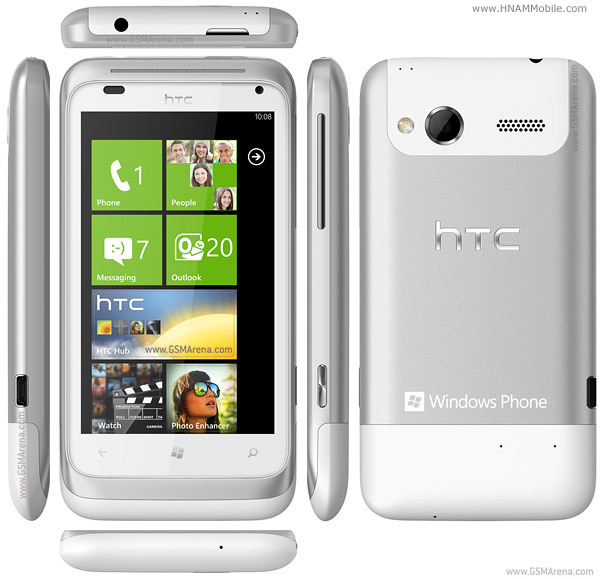 HTC Radar 8Gb - Hình 2