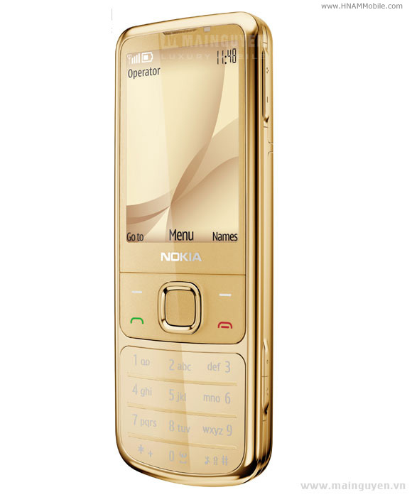NOKIA 6700 Gold Edition 1