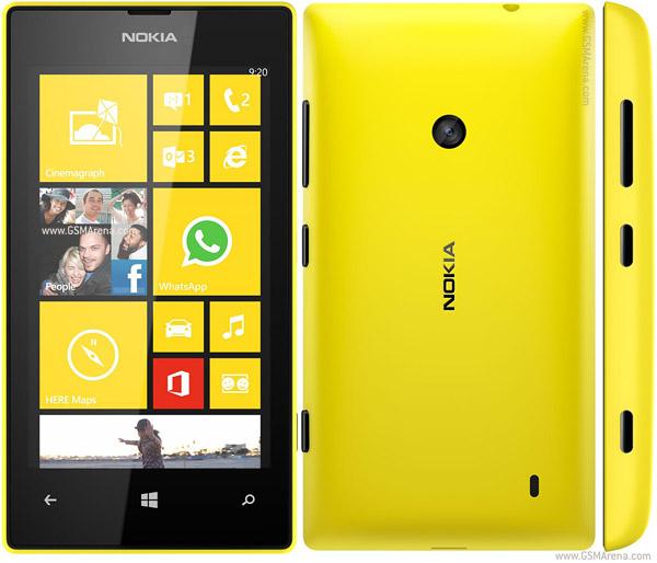 NOKIA Lumia 520 8Gb hình 1