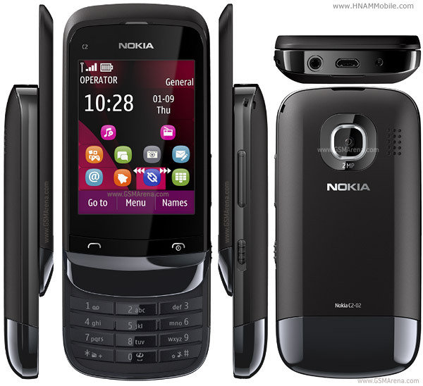 NOKIA C2-02 products