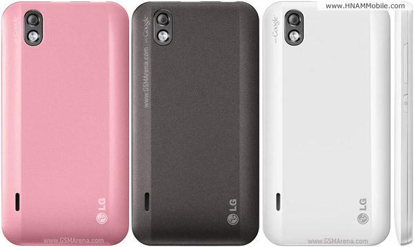 LG P970 Optimus Black - Hình 3
