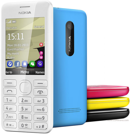 NOKIA 206 (2 sim) cũ products