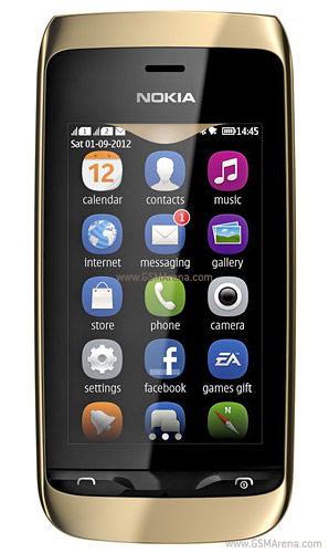Nokia Asha 310 99,9% products