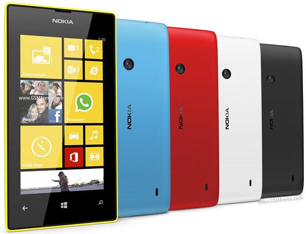 NOKIA Lumia 520 8Gb hình 0