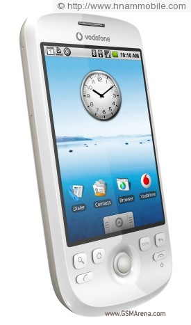 HTC Magic (T-Mobile G2) - Hình 1