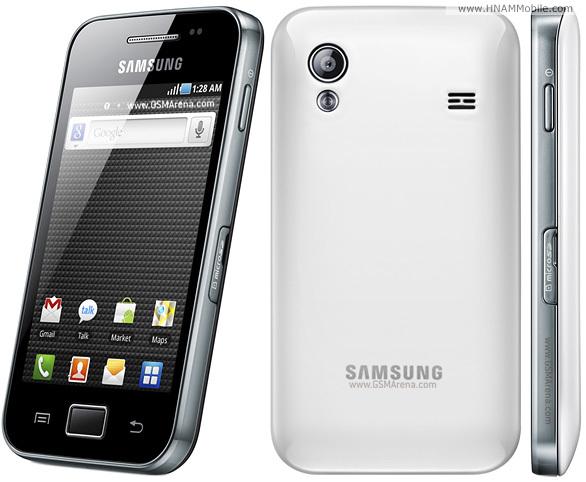 SAMSUNG Galaxy Ace S5830 (cty) - Hình 2