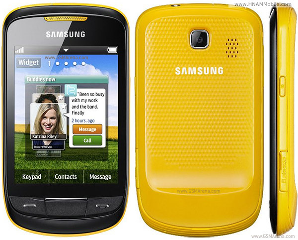 SAMSUNG Corby II S3850 (cty) products