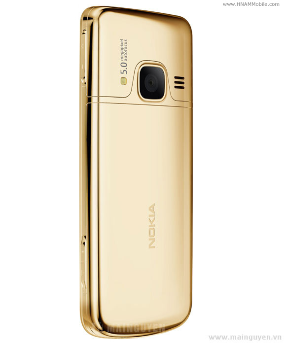 NOKIA 6700 Gold Edition 2