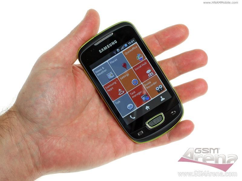 SAMSUNG S5570 Galaxy Mini hình 1