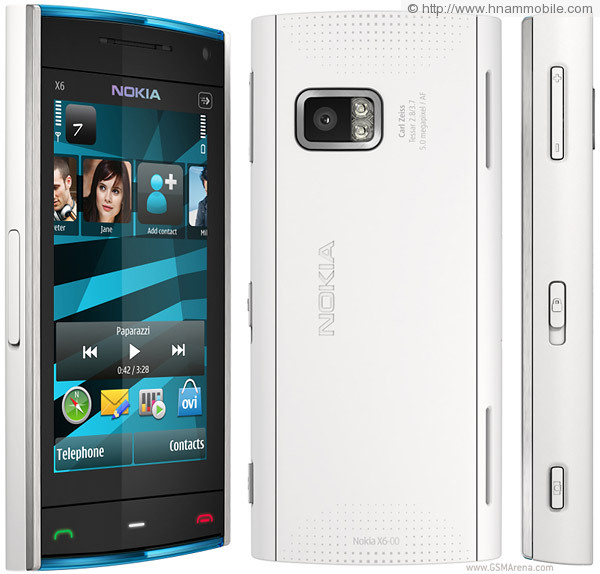 NOKIA X6 32Gb products