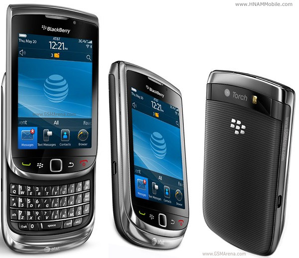 BLACKBERRY Torch 9800 products