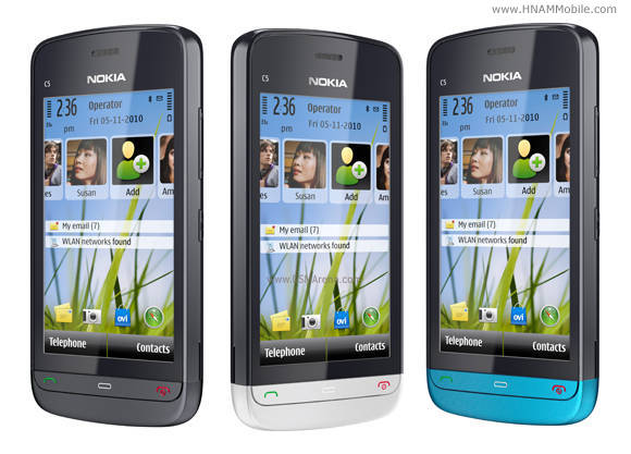 NOKIA C5-03 hình 1