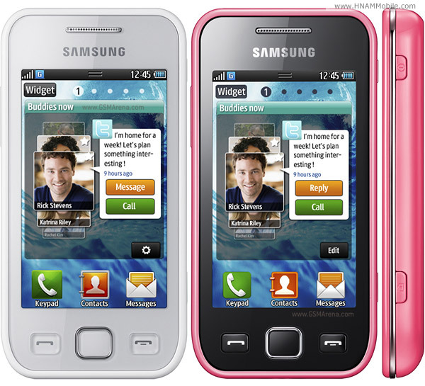 SAMSUNG S5753E Wave575 products