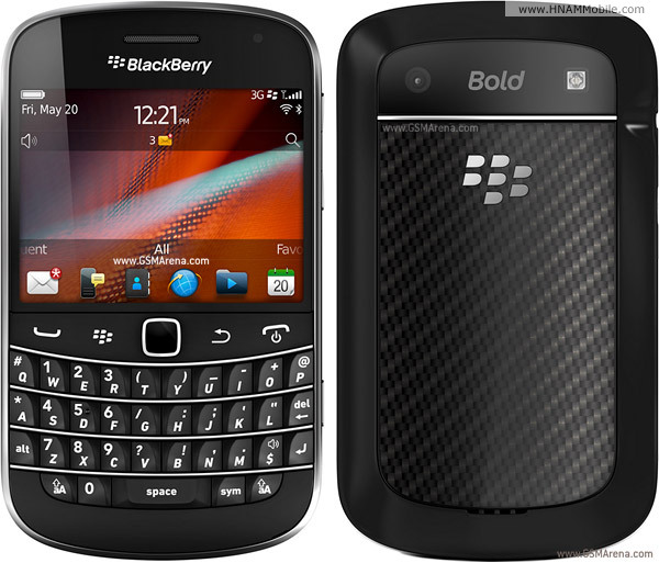BLACKBERRY Bold Touch 9900 - Hình 1