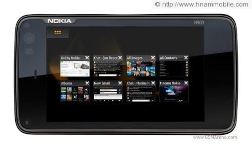 NOKIA N900 32Gb hình 1