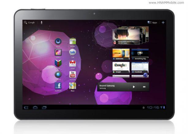 SAMSUNG P7500 Galaxy Tab 10.1 3G (cty) hình 2