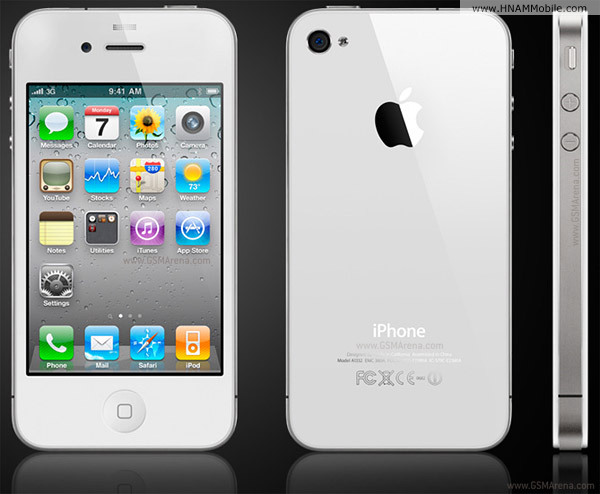 APPLE iPhone 4 16Gb Global cũ 99% hình 0