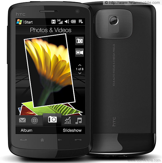 HTC Touch HD products