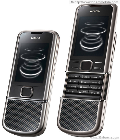 NOKIA 8800 Carbon Arte products