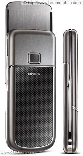 NOKIA 8800 Carbon Arte hình 1