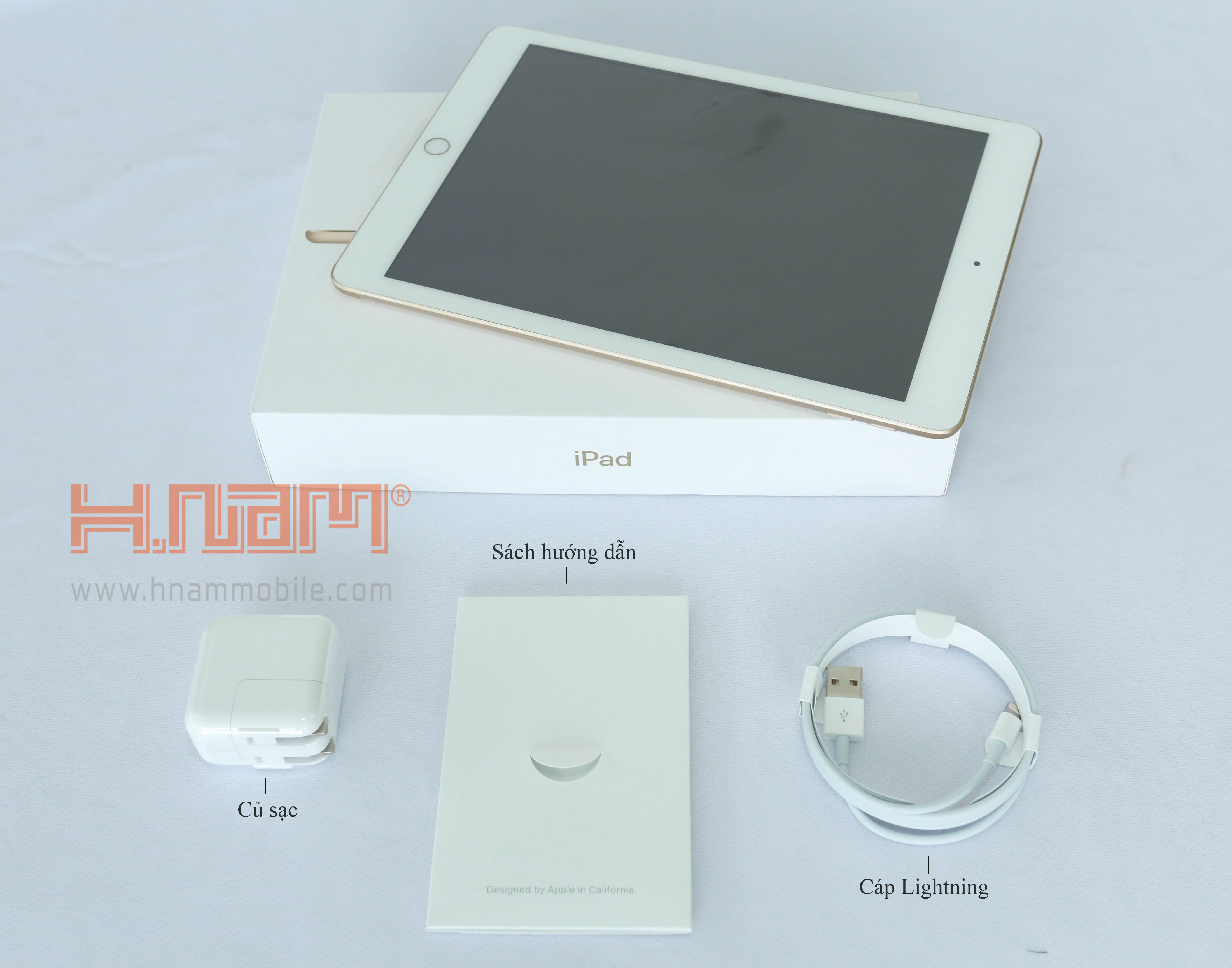 Apple New iPad 2017 Cellular 32Gb hình sản phẩm 0